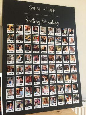 Polaroid Seating toronto