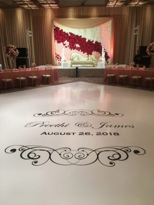 Dance Floor Monogram brampton