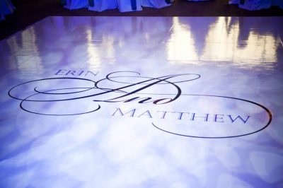 Dance Floor Monogram mississauaga